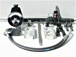 47 48 49 50 51 52 53 54 55 Chevy Truck Rack And Pinion Power Steering Kit