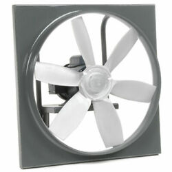 New 30 Totally Enclosed High Pressure Exhaust Fan - 3 Phase 1 Hp
