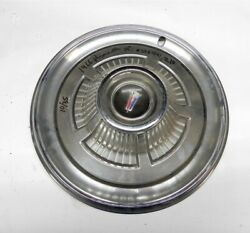 1966 Plymouth Original 14-inch Hub Cap Wheel Cover Used Part Number 2781541