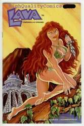 Lava 1 Nm+ Good Girl Femme Fatale 1997 Espinoza More Indies In Store