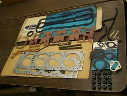 Nos Oem Ford 1966 1967 1968 Galaxie + Mercury Gasket Set 428ci 7 Litre 500 Xl