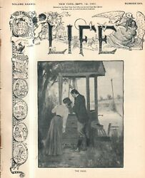 1901 Life September 12 - Jewish Theatre Owners Mad At Carnegie Dirks Steel