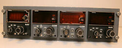 Collins Ctl-22c Com And Ctl-32 Nav Control Heads P/n 822-1120-005 / 622-6521-16