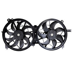 New Dual Radiator And A/c Condenser Fan Fits Nissan Altima Sl S 2019 214816ca0a