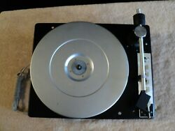 Elac Miracord Model 625 Turntable Made In Western Germany
