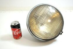 1930and039s Chevrolet Twilite Headlamp Guide Oversized Headlight Clear Glass Lens