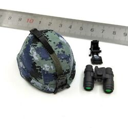 Helmet For Flagset Fs 73023 Chinese Army Airborne Forces Plaaf 1/6 Scale Action