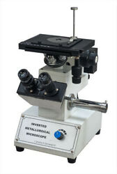 Inverted Metallurgical Microscope With 1.3mega Pixel Camera