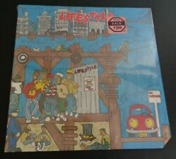 Lifestyle Music 1977 Vinyl Record New Free Shipping Sealed