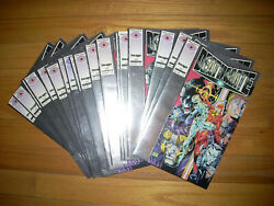Deathmate Prologue 1 X18copies Noncirculated Near Mint Nm 9.6 9.8 Valiant 1993