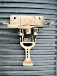 1964 1965 1966 Ford Mustang Hood Latch And Top Plate