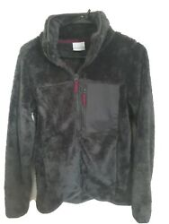 Columbia Jacket black Size Small For Women 1 2 zip $24.00
