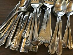 Reed And Barton Flatware Lots - Choose Your Stainless Silverware Pattern Lot