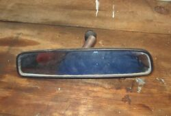 Gm 60s Guide Day-night Rearview Mirror Chevy Glare Vintage Use For Truck