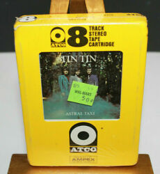Tin Tin Astral Taxi 8 Track Factory Sealed New Old Stock
