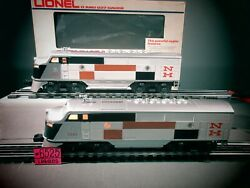 Lionel 2242 New Haven F-3 A Diesel Locomotive And Nh Non Powered Unit.