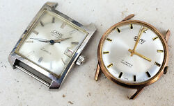 Camy Superautomatic Sputnic Steel Vintage Mens Watches