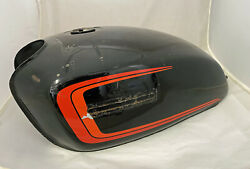 Suzuki 81-83 Gs650g Gs650 Gas Fuel Tank Some Small Dents And Dings Nice Inside