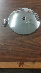 Chrome Dome Air Cleaner Cover For Harley Davidson Fits Big Sucker