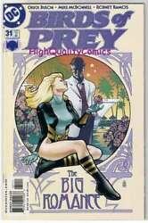 Birds Of Prey 31 Nm+ Batgirl Black Canary 1999 More In Store