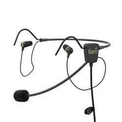 Faro Air In-ear Headset For General Aviation