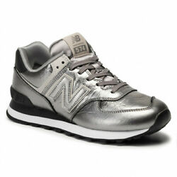 NEW BALANCE WOMEN#x27;S WL574 SNEAKERS AUTHENTIC SIZE 5 10