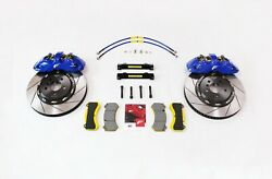 Bbk Front 6p Monoblock And Rear 4p 2-piece For Bmw 14 15 16 17 18 19 20 X5 F15