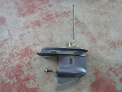 1998 Yamaha Outboard 115 Hp Lower Unit / Foot / Gearcase