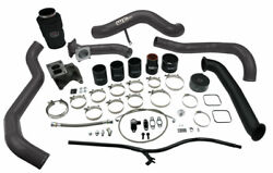 Wc Fab S300 Single Turbo Install Kit For 04.5-05 Duramax Lly Bengal Orang
