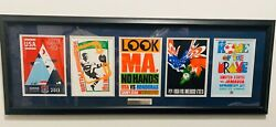 Rare Us Mens National Soccer Team 2014 Fifa World Cup Brazil Qualifying Poster
