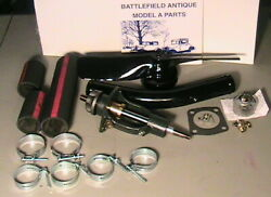 1928-1931 Model A Ford Complete Cooling System Super Deluxe Parts Package.