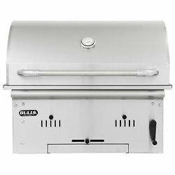 Bull 30 Bison Premium Built-in Charcoal Grill