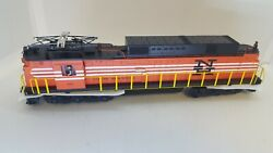 Mth 20-5508-1 O Scale Premier E33 Rectifier Electric New Haven
