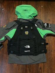 Supreme The Rtg Jacket Bright Green Size Medium In Hand