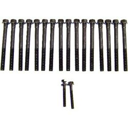 Hbk1135 Dnj Cylinder Head Bolts Set Of 16 New For Town And Country Grand Caravan