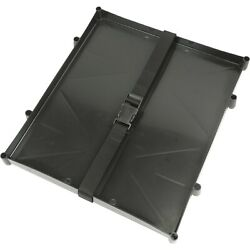 Boat Dual Battery Tray With Hold Down Strap For Two 27 Series Batteries