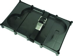 Battery Tray With Hold Down Strap For Optima D27m And D31m Series Batteries
