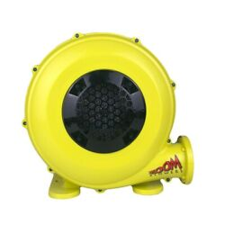 Zoom W2l 450 W Air Blower Pump Fan For Residential Inflatable Bounce House Slide