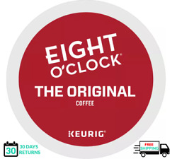 Eight Oand039clock Original Roast Keurig Coffee K-cups You Pick The Size