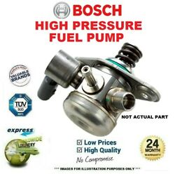 Bosch High Pressure Fuel Pump For Land Rover Discovery Sport 2.2d 4wd 2014-on
