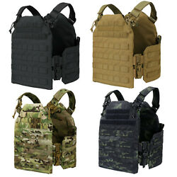 Condor Us1218 Cyclone Rs Tactical First Responders Molle Plate Carrier Vest
