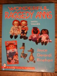 Wonderful Raggedy Anns Book