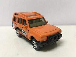 1989-1998 Land Rover Discovery G4 Challenge Collectible 1/64 Scale Diecast