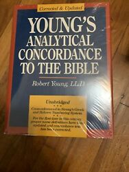 Young's Analytical Concordance To The Bible New Sealed