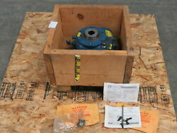 Cone Drive Shv30a017-9a Right Angle Gearbox Speed Reducer 1 Dual Shaft 201 Hv