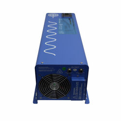 6000 Pure Sine Inverter Charger 48vdc To 120vac Only