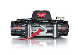 Warn 103254 Vr Evo 12 Volt Dc Powered 12,000lb Winch With 90ft. Cable