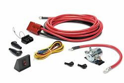 Warn 32966 Winch 24 Quick Connect Power Cable Power Interrupt Kit And Dust Cover