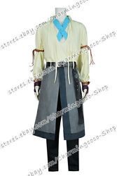 Game Of Thrones Jorah Mormont Cosplay Costume Uniform Outfit Halloween Party