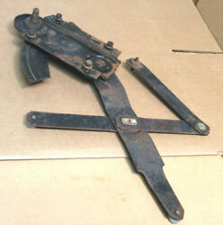 1968 And Other Ford Fairlane 500 Convertible Lh Quarter Window Regulator Oem